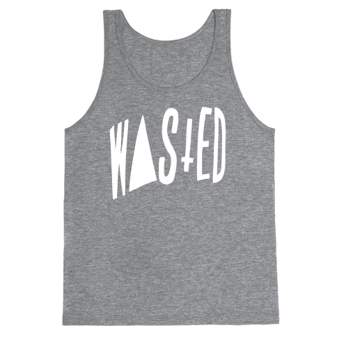 Wasted Tank Top