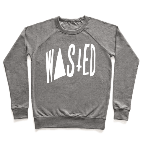 Wasted Pullover