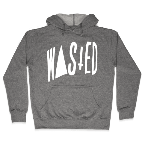 Wasted Hooded Sweatshirt
