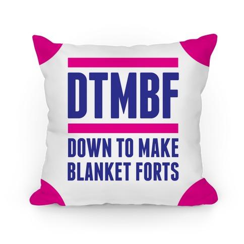 DTMBF Pillow Pillow