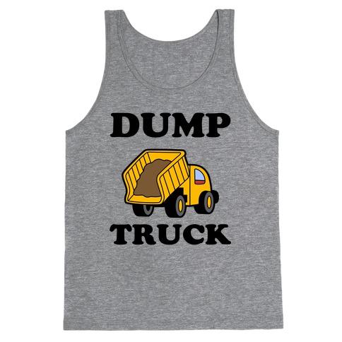 Dump Truck Tank Top