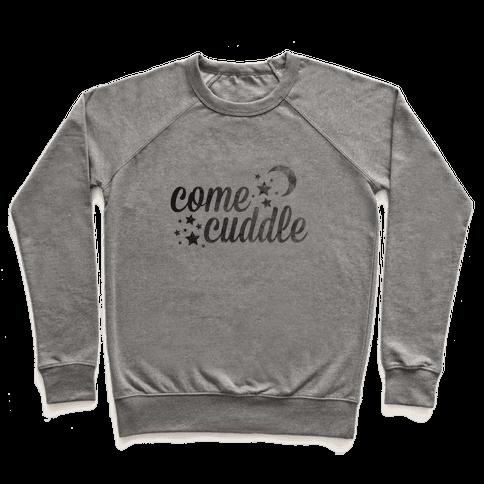Come Cuddle Pullover