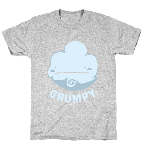 Sun & Grumpy Cloud (Part 1) T-Shirt