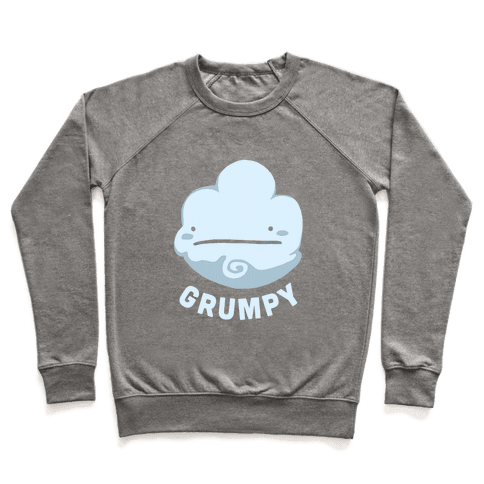 Sun & Grumpy Cloud (Part 1) Pullover