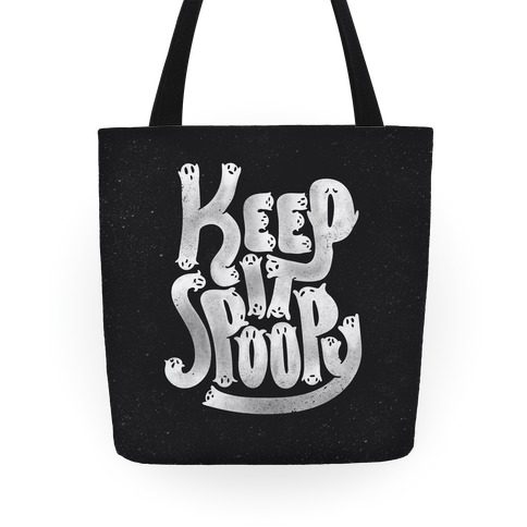 Keep it Spoopy Tote