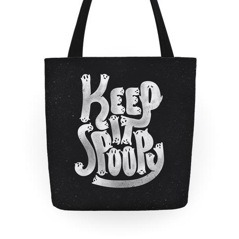 Keep it Spoopy Tote