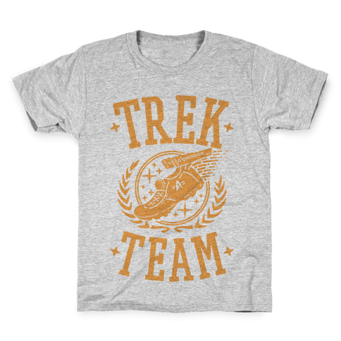 Trek Team Kids T-Shirt