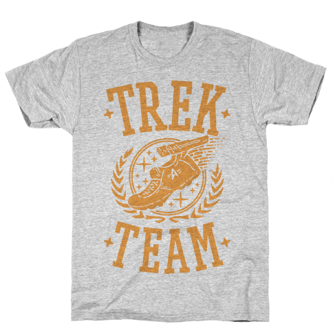 Trek Team Mens T-Shirt