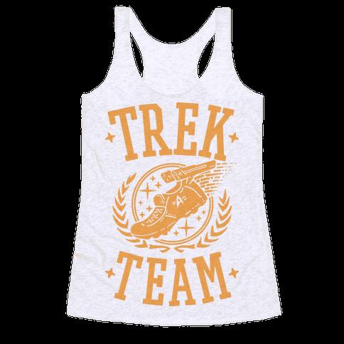 Trek Team Racerback Tank Top