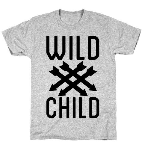 Wild Child Mens T-Shirt