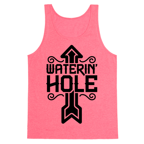 Waterin' Hole Tank Top
