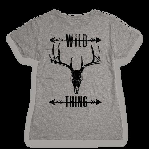 Wild Thing Womens T-Shirt