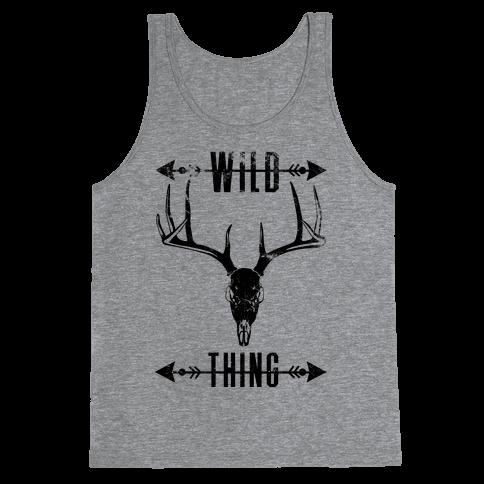 Wild Thing Tank Top
