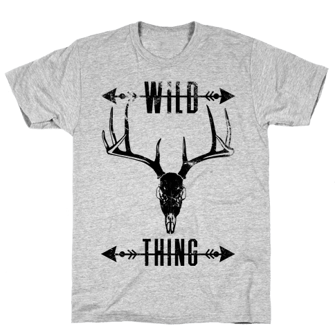 Wild Thing Mens T-Shirt