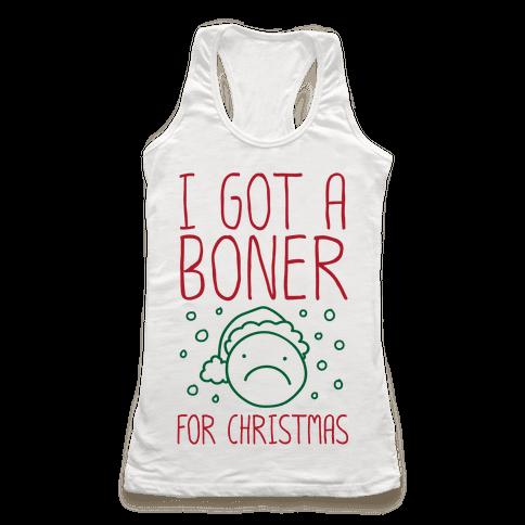 I Got A Boner For Christmas