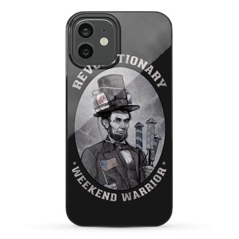 Revolutionary Weekend Warrior Phone Case