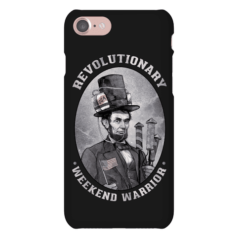 Revolutionary Weekend Warrior Phone Case