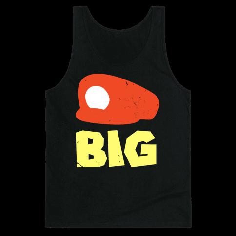 Super Bro Dark(Big Bro) Tank Top