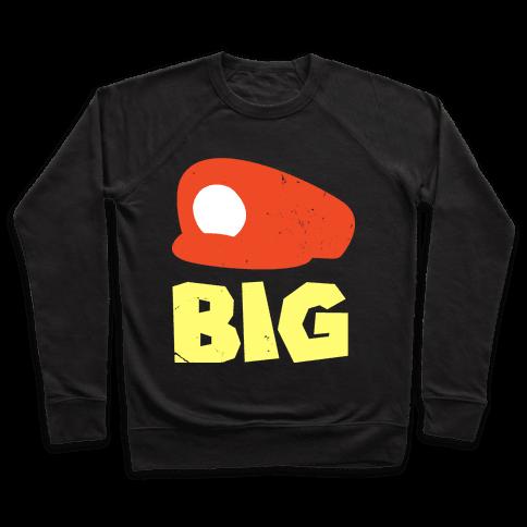 Super Bro Dark(Big Bro) Pullover