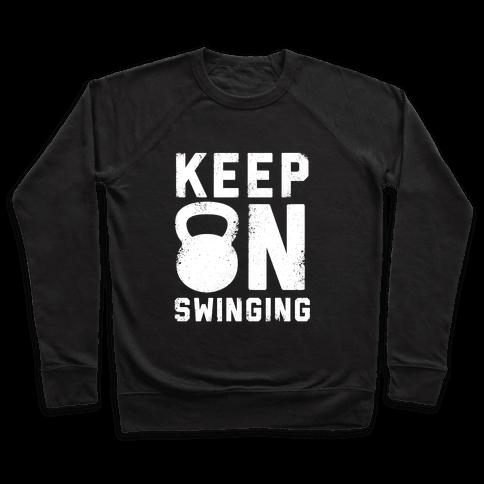 Keep On Swinging Pullover