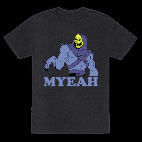 What's Goin' On? Couples Shirt (Skeletor)