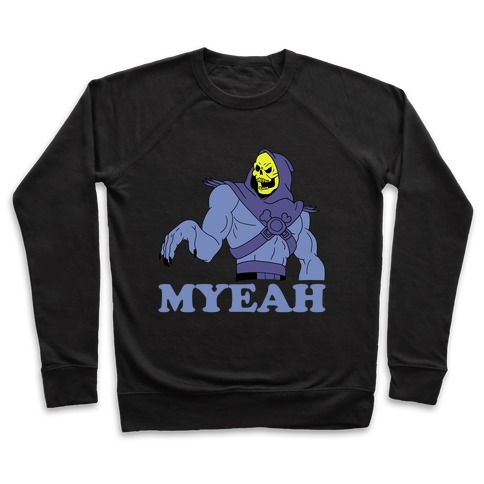 What's Goin' On? Couples Shirt (Skeletor) Pullover
