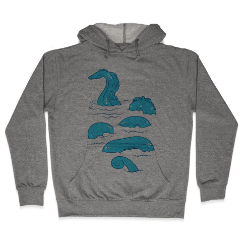 Loch Ness Lagoon Hooded Sweatshirt