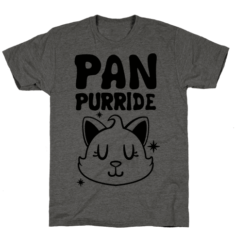 Pan Purride Mens T-Shirt