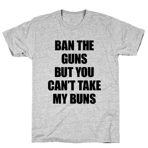 Save the Buns Mens T-Shirt