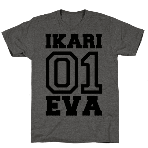 Ikari: Unit 01 Eva Mens T-Shirt