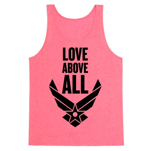 Love Above All Tank Top