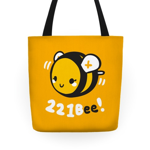 221 Bee Tote Tote
