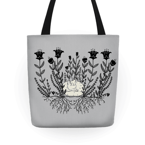 Sleeping Fox Tote