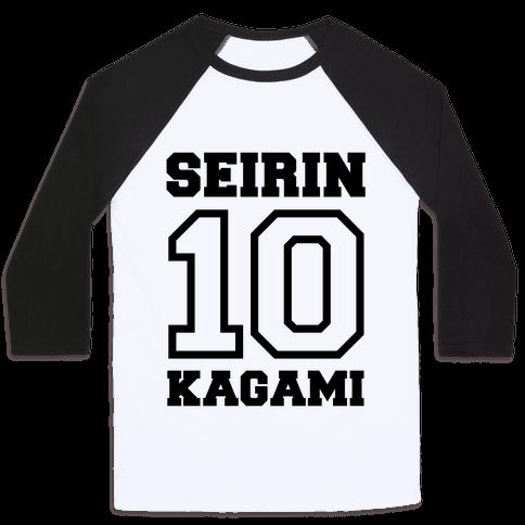 Seirin Number 10: Kagami