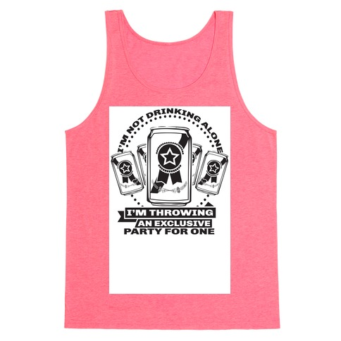 Exclusive Party Tank Top