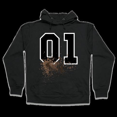 General Lee Hooded Sweatshirt