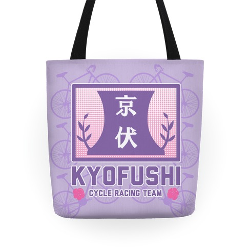KyoFushi Cycle Racing Team Tote