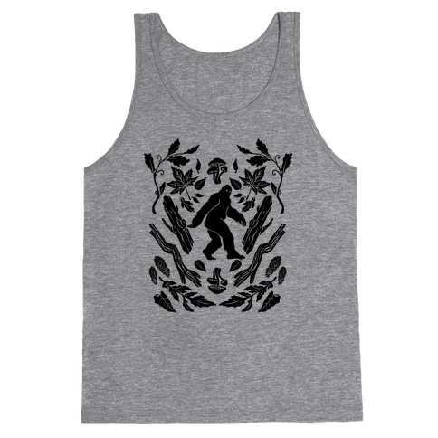 Sasquatch Sighting Tank Top