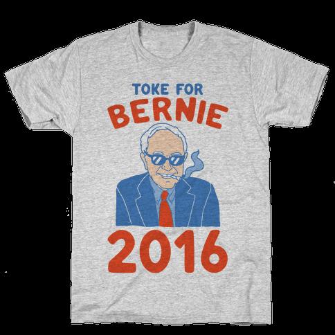Toke For Bernie 2016
