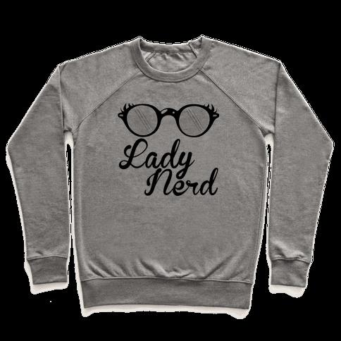 Lady Nerd Pullover