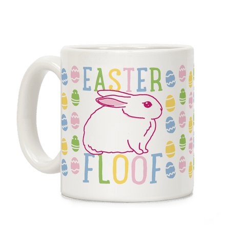 Easter Floof Coffee Mug