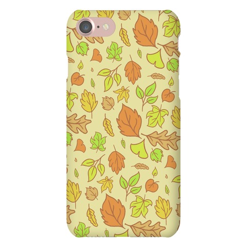 Autumn Leaves Phone Case