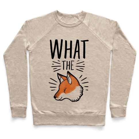 What the Fox Pullover