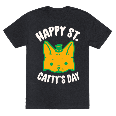 Happy St. Catty's Day