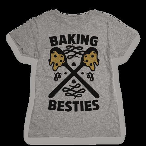 Baking Besties Womens T-Shirt