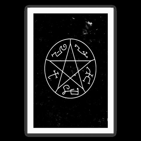 Devil's Trap Poster