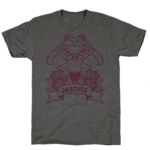 Champion of Love and Justice Mens T-Shirt