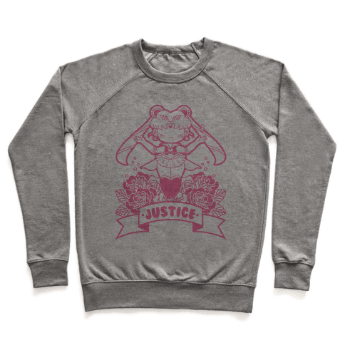 Champion of Love and Justice Pullover