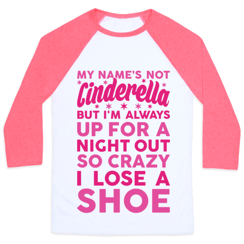 My Name's Not Cinderella
