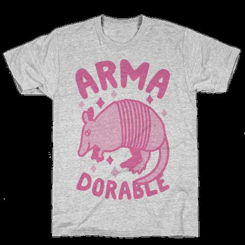 Arma-dorable Mens T-Shirt